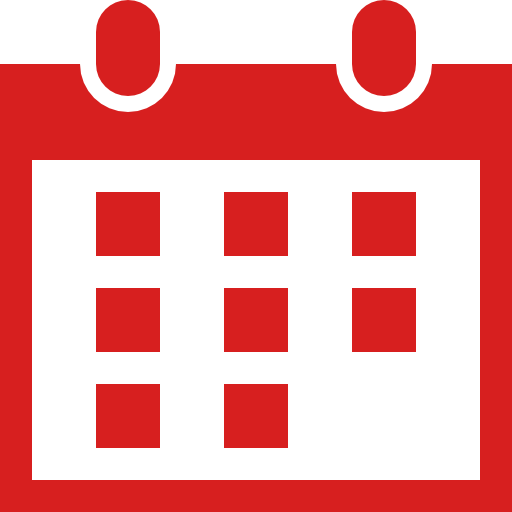 weekly calendar icon icons.com 56749